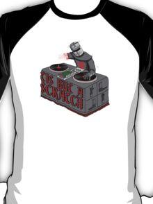 Tis Tis Tis But A Scratch T-Shirt