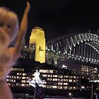 Sydney Bridge by Baina Masquelier