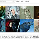 20 June 2012 by The RedBubble Homepage