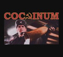 RED HEAT COCAINUM T Shirt. by MILLAR13