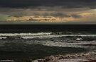 gunnamatta beach 006 by Karl David Hill