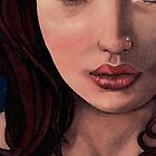 Emily Browning by lindsycarranza