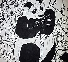 CONTENT PANDA by LOUISE TORRES