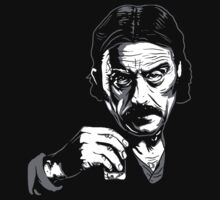 Huzzah! - Al Swearengen Deadwood by spacemonkeydr
