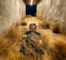Tumbleweed Races by Bob Larson