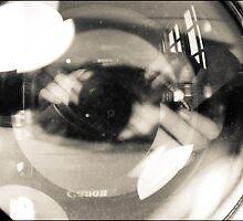 reflexperiment by Alila Hofmeyr