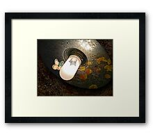 Cellular Potpourri Framed Print