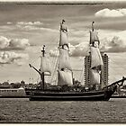 The Bounty Sails Again by Lightengr