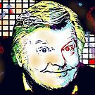 BENNY HILL by OTIS PORRITT