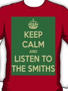 Listen to The Smiths T-Shirt