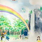 Misadventures in Dreamland by Krystal Frazee