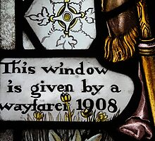 Wayfarer's window by pix-elation