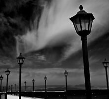 Jetty Lamps by eddiechui