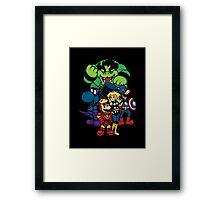 Mushroom A Framed Print