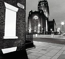 Rodney Street/Anglican Cathedral Liverpool by Manuel Gonçalves