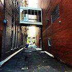 Downtown Skywalk by cudatron