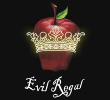 Evil Regal OUAT Tee by MissTemptress