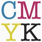 CMYK by timmehtees