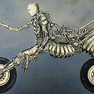 Robocycle by gregottlinger