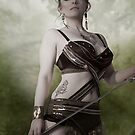 Elven Warrior by aka-photography