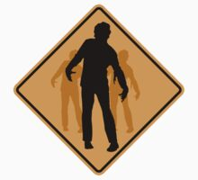 Zombies Sign by SignShop
