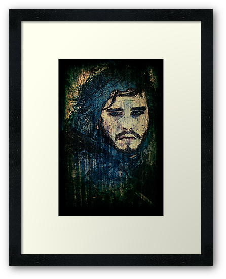 Jon Snow by Deadmansdust