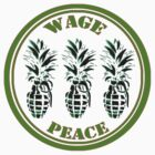 Wage peace by rlnielsen4
