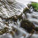 Mini Waterfall by cavan michaelides