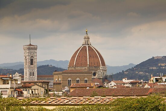 Florence Skyline by vivsworld