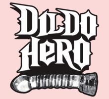 Dildo Hero by crazytees