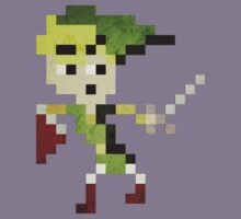 Link - Hero of Time by jackfords