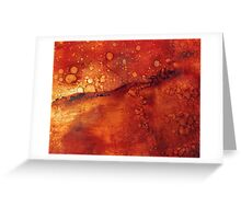 Fever Greeting Card