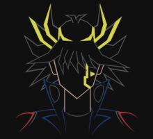 Yusei Fudo by anxietydown
