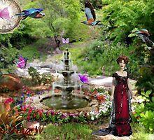 Fantasy garden by kia31