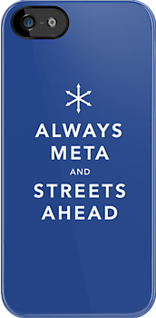 Always Meta & Streets Ahead by DesignSyndicate