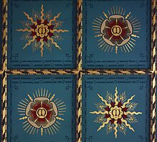 Lady Chapel Ceiling by David W Bailey