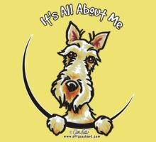 Wheaten Scottie :: It's All About Me by offleashart