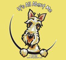Wheaten Scottie :: It's All About Me by offleashart