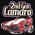 Second Generation Camaro by Thomas Luca