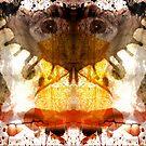 Rorschach ~ A Self Portrait by leapdaybride