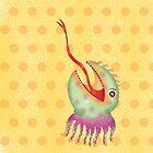 Octoblobby by makoshark