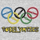 Pokelympics by mininsomniac