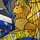St. Pius X by Marsha Free