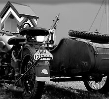 BMW Cycle & Sidecar by djphoto