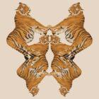 Tiger Rorschach by JayZ99