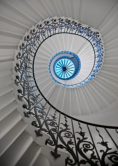Spiral Staircase by Patricia Jacobs CPAGB LRPS BPE3