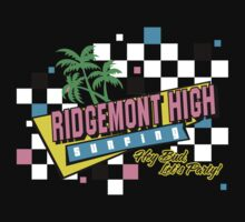 Ridgemont High Surfing by Joe Dugan