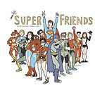 SUPER FRIENDS by alisonvellas