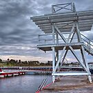 THE DIVING TOWER by Lynden