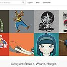 23 June 2012 by The RedBubble Homepage